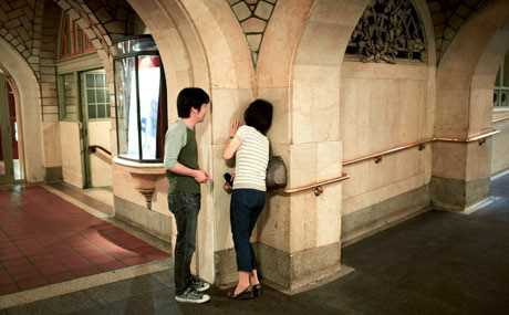Visiter Grand Central Terminal : Whispering Gallery
