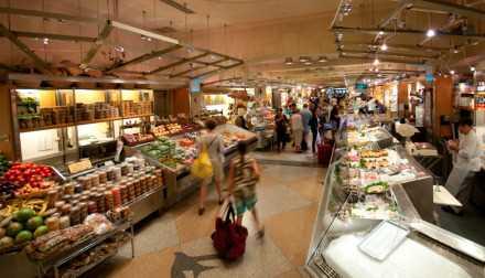 Visiter Grand Central Terminal : market