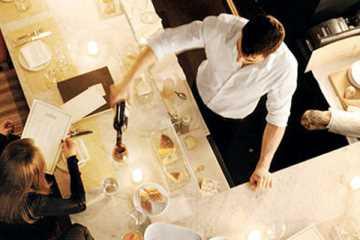 Diner seul a new york