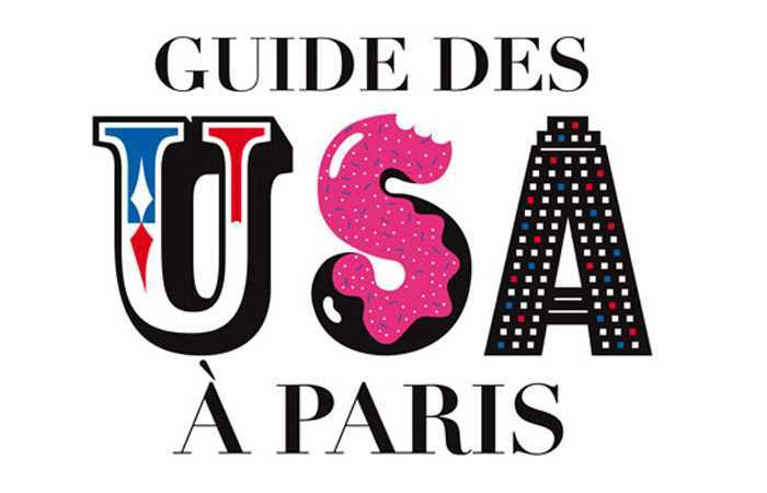 Guide des USA à Paris