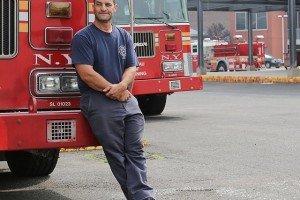 Aaaah les pompiers de New York newyork fireman ny