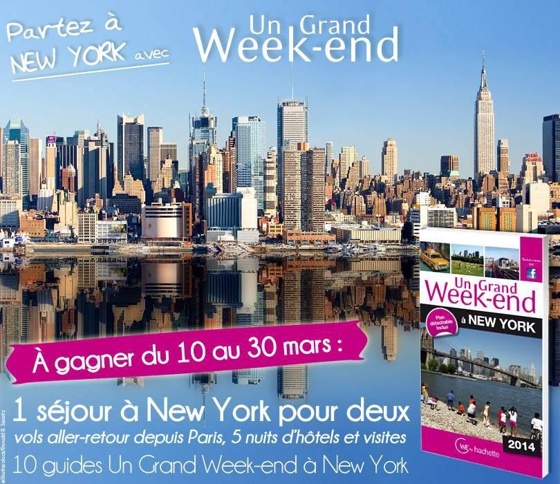 Un grand week-end New York