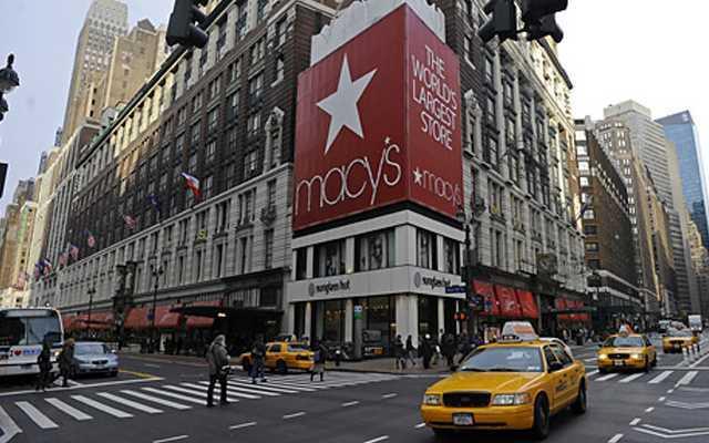 Acheter un jean Levis à Macy's