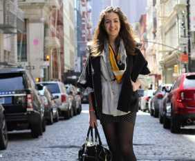 Témoignages seuls à New York : Maria José, Au Pair à New York