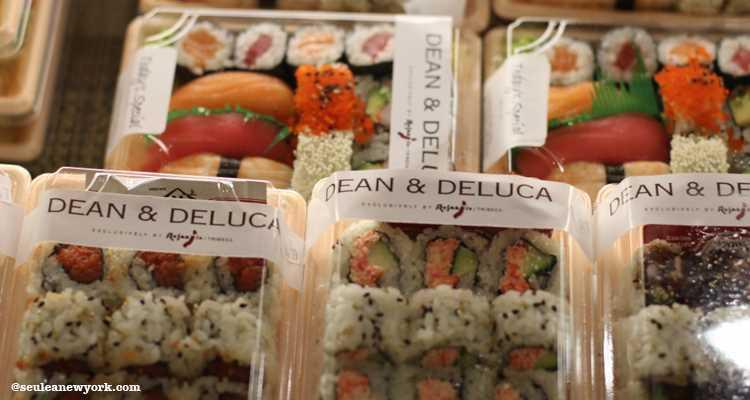 Dean & Deluca, New York