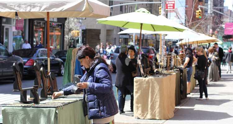 Nolita market