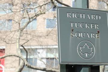 Richard Tucker Square