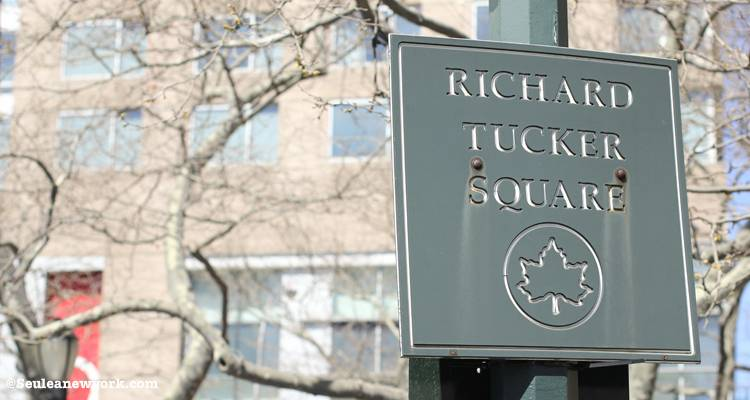 Richard Tucker Square