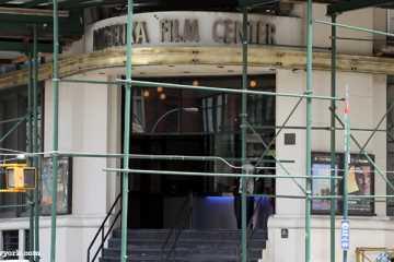 Angelika film center : cinema à New York
