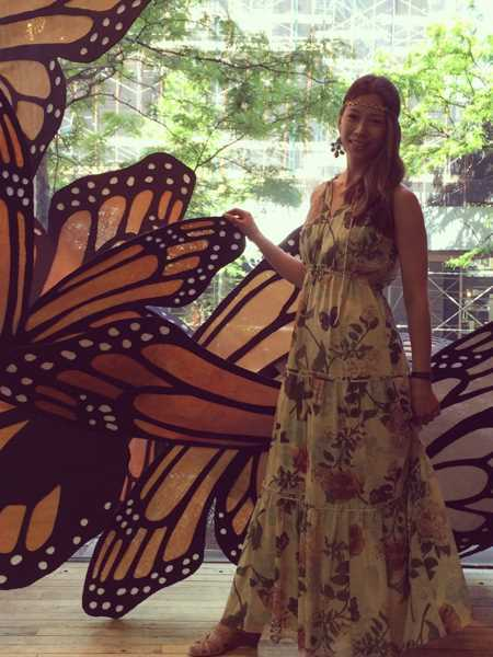 Looks from NY : Anthropologie