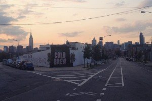 Brooklyn brooklyn greenpoint ny sunset
