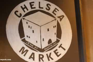 Chelsea Market à new york