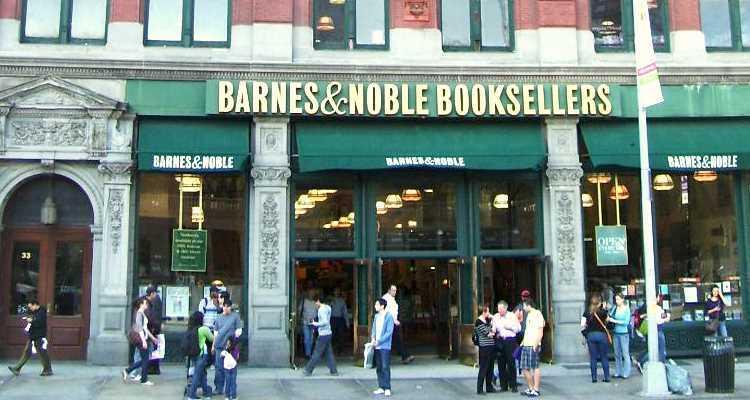 Barnes & Noble : la plus grande librairie des Etat-Unis