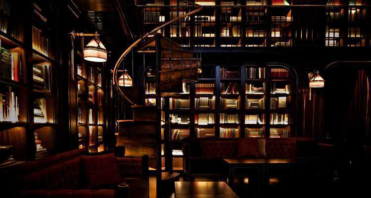 The Library du Nomad Hotel