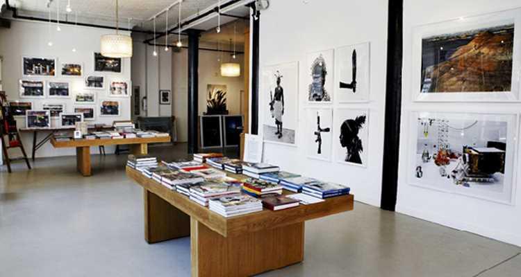 Clic bookstore New York