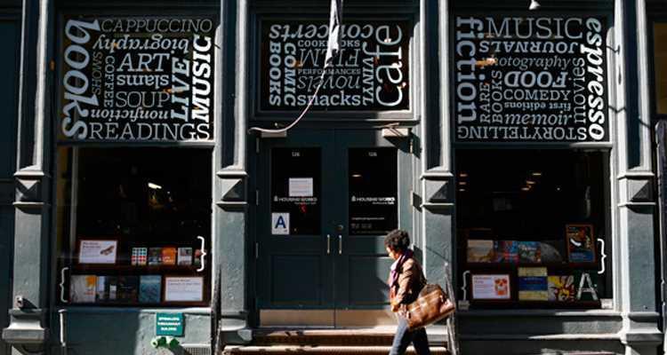 Housing Works Bookstore Café : librairie solidaire