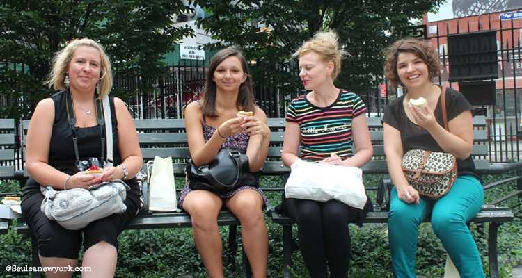 Voyage entre filles à New York