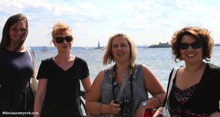 Voyage organisé Girls & The City