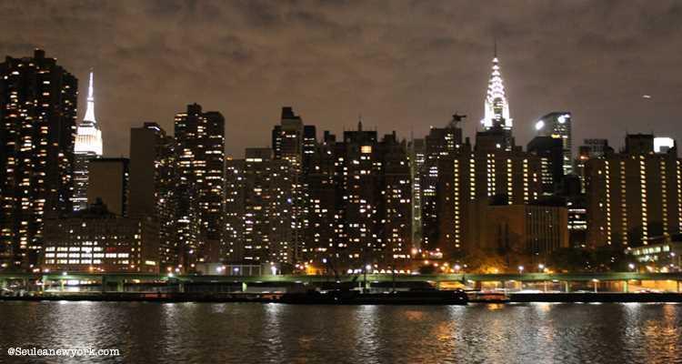 New York en bateau