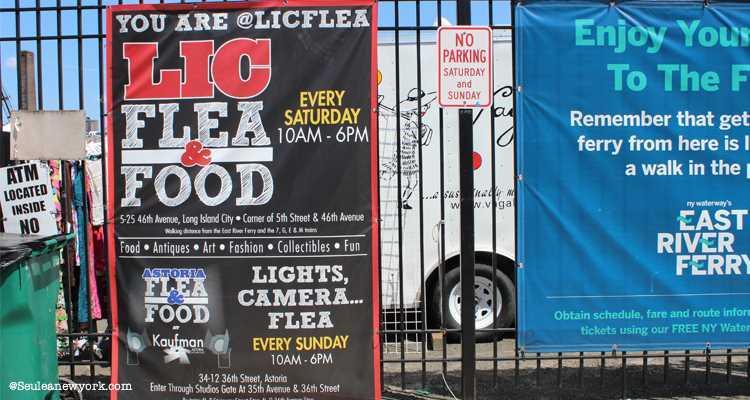 LIC Flea & Food Queens NY