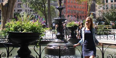 témoignage seule a new york
