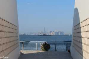 Le 9/11 Memorial de Staten Island à New York