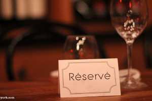 OCabanon, restaurant français à New York