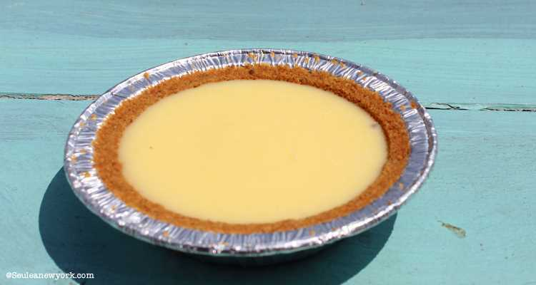 Lemon pie red hook