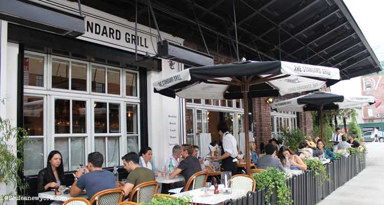 The Standard Grill, New York
