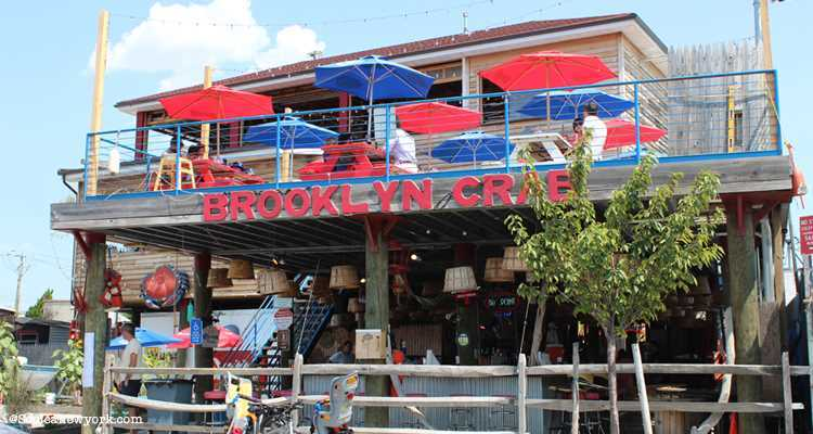 Brooklyn Crab, red hook