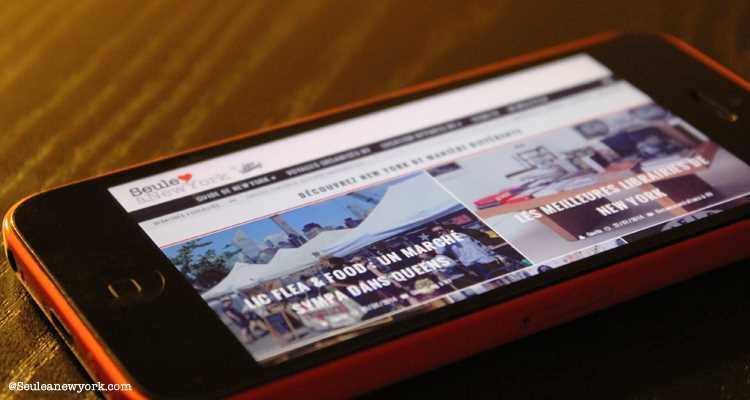 orfait mobile et Internet New York