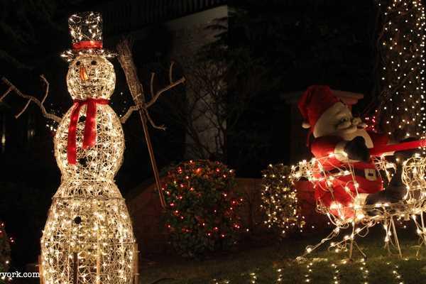 Dyker Heights : la féérie de Noël