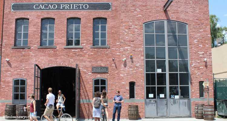 Cacao Prieto, New York
