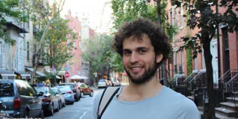 Témoignage Rafael à New York