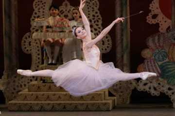 ballet casse noisette new york