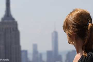 Seule à New York