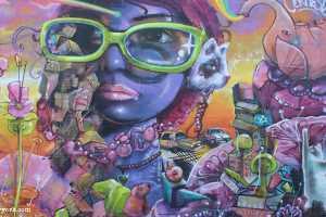 Graffiti Queens, New York