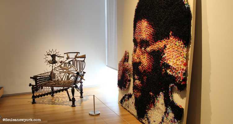 the Museum of Art & Design de New York.