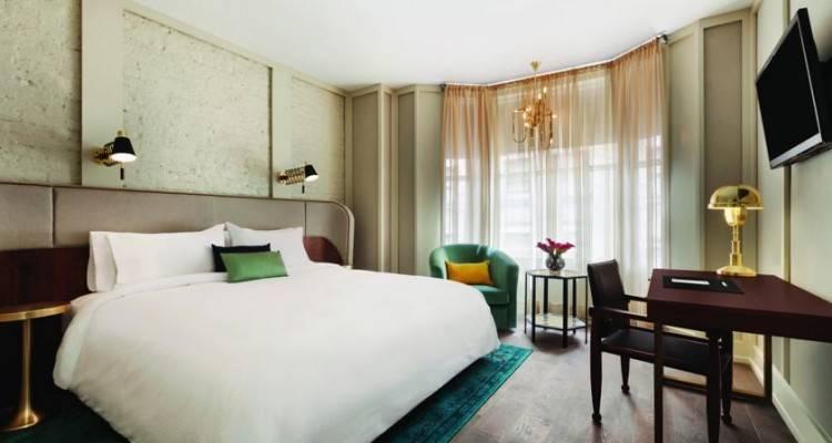 Hotels pas chers à New York