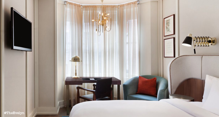 The Evelyn, hôtel New York