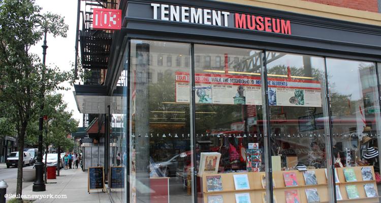 Tenement Museum Shop