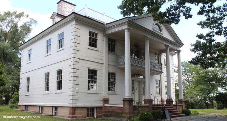 Moris Jumel Mansion New York