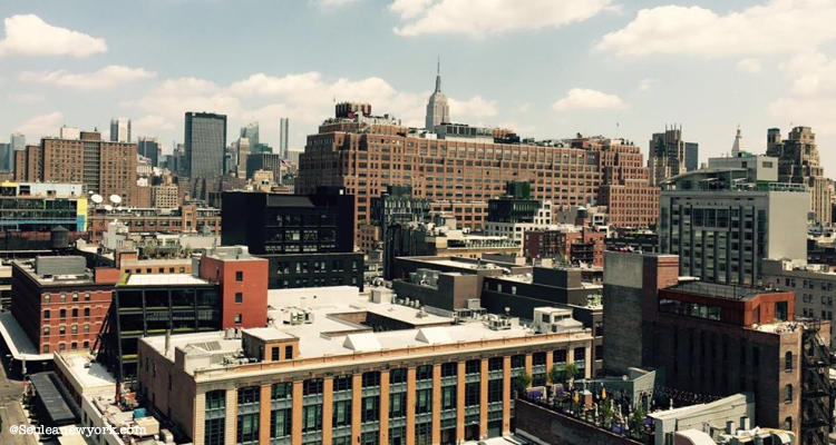 Terrasse de The Whitney Museum of American Art