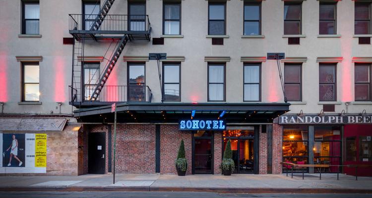 Sohotel New York