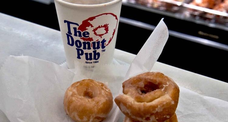 Donut à New York : Donut Pub