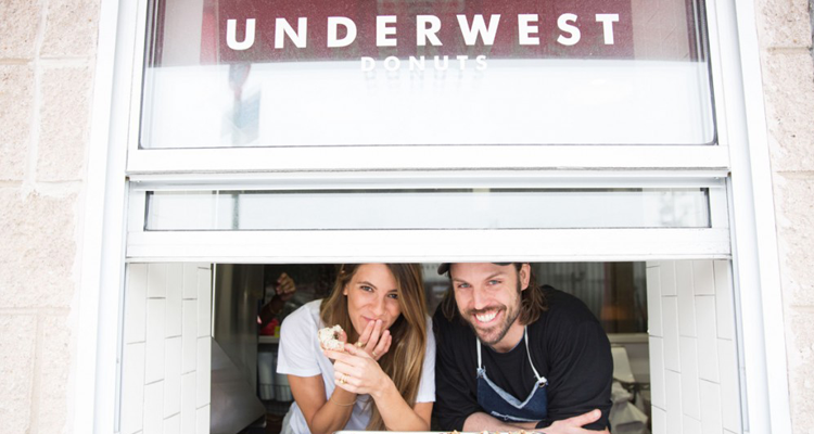 Donut à New York : Underwest Donuts