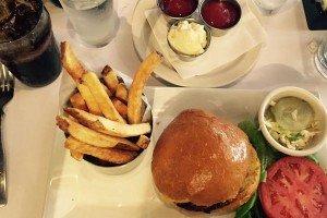 Hamburger New York