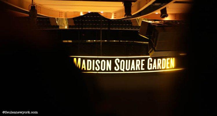 NBA au Madison Square Garden