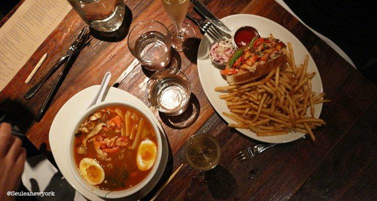 Cull & Pistol, restaurant New York