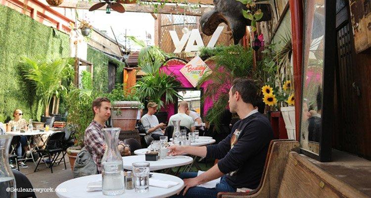 House Of Yes : brunch ultra-cool à Bushwick